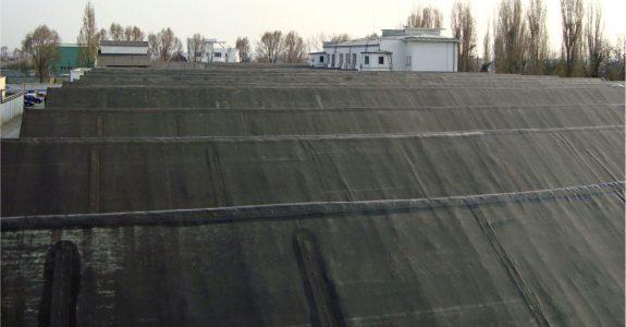 Hidroizolații hale industriale, Isovolta, București, 10.700 m²