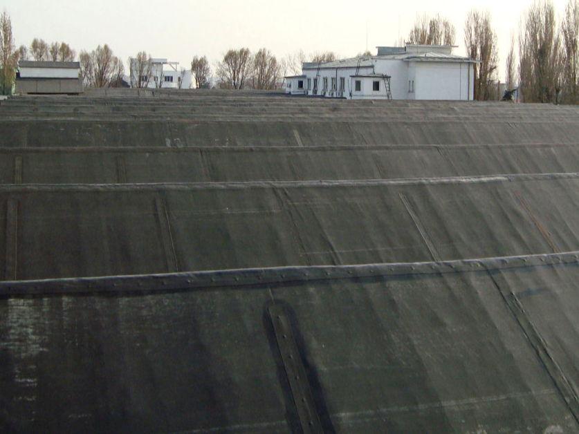 Hidroizolații hale industriale