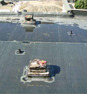 Hidroizolații terase bloc. Terasa circulabilă București