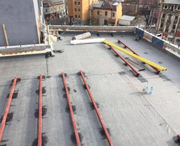 Hidroizolații acoperiș terasă – Hidroizolații București 2000mp