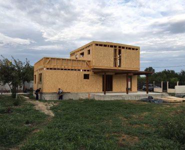 Hidroizolații case din lemn – Hidroizolații Pitești