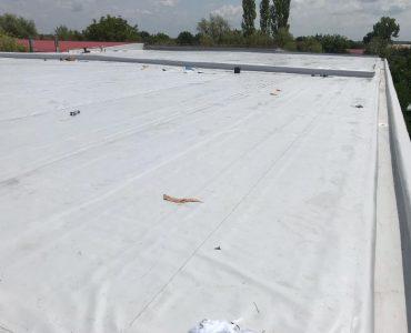 Hidroizolatii hala industrială – Hidroizolații acoperis terasă hală București